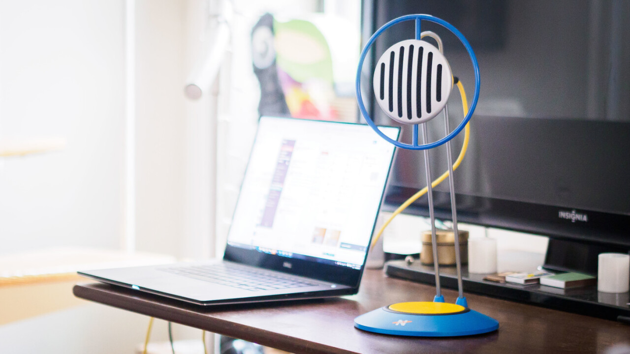 Review: Neat's $99 Widget is a crazy-looking no-frills microphone, but it sounds awesome
