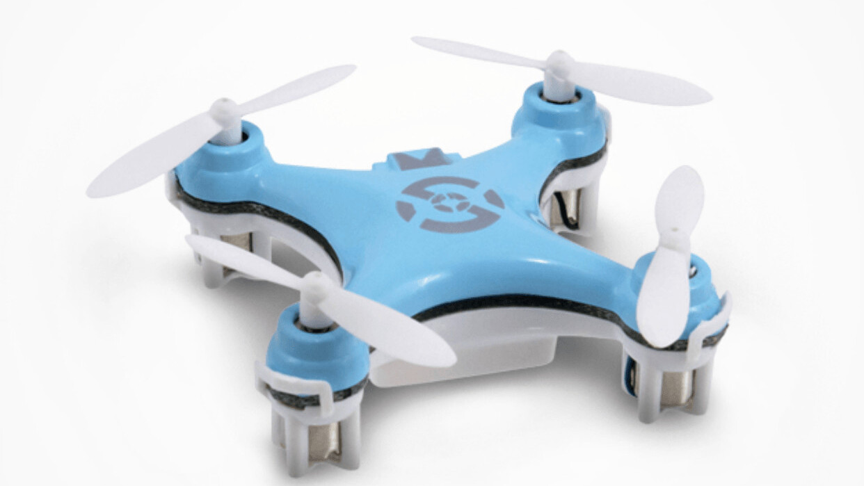 Your drone army awaits: The Ultra-Stealth Nano Drone is now just $19.99