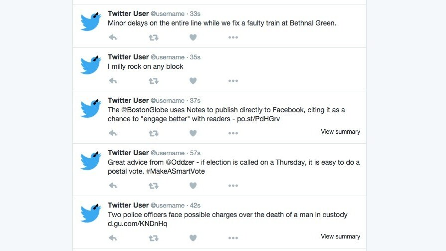 This Chrome plugin hides Twitter usernames so you can browse without prejudice