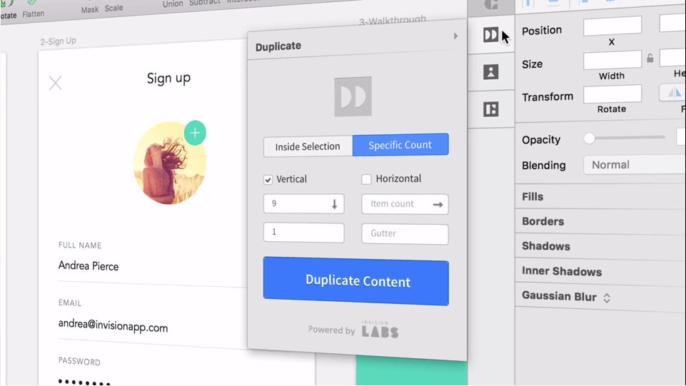 InVision's new Craft suite of plugins for Sketch and Photoshop was built for speed