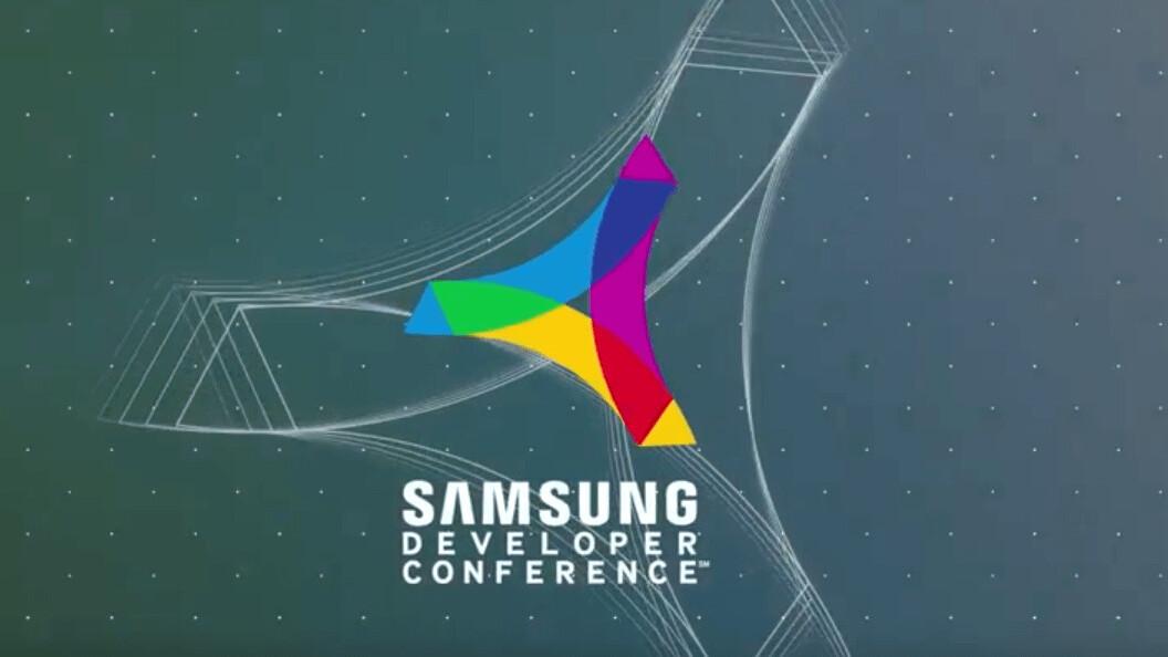 Samsung Developer Conference 2016 is now open for registration
