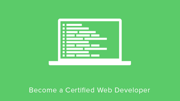 This new coding bundle trains you to become a Certified Web Developer