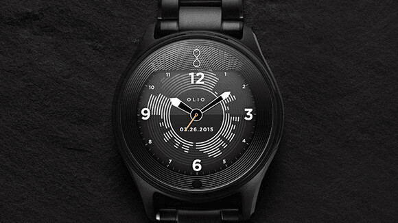 Don't miss out: You could win an Olio Model One luxury smartwatch
