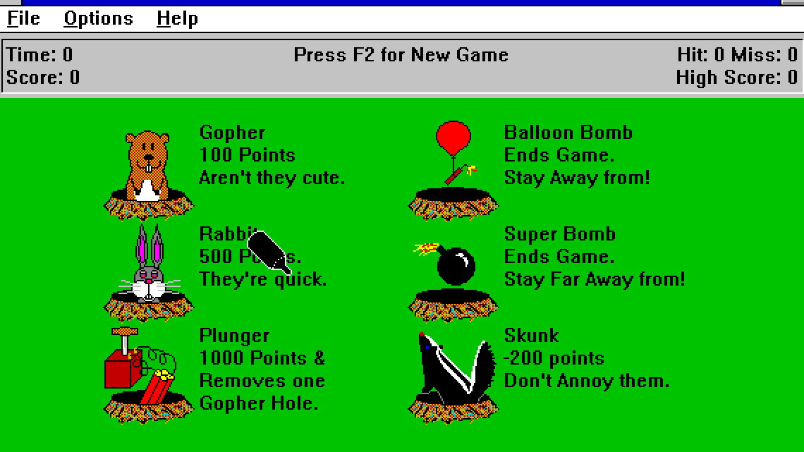 Get every great Windows 3.1 game right in your browser