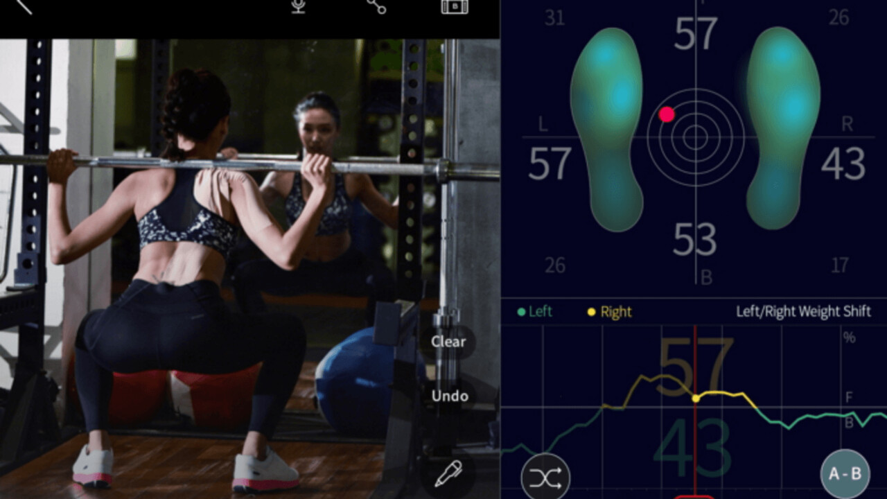 Samsung-funded smart shoes that analyze your feet are becoming a reality