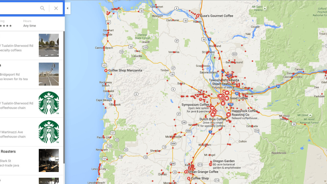 Google is aligning its Places API with Maps search results for developers