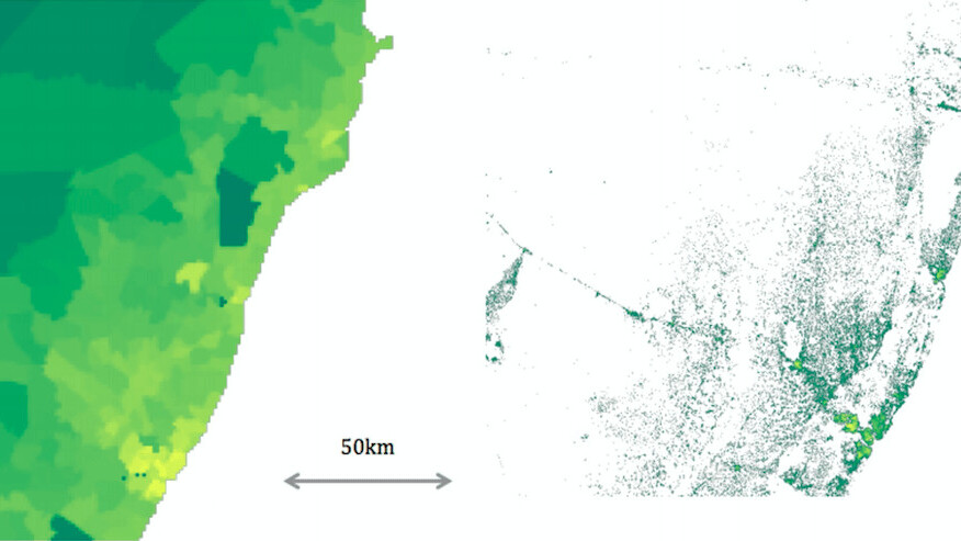 Facebook's AI-created maps will help bring the rest of the world online