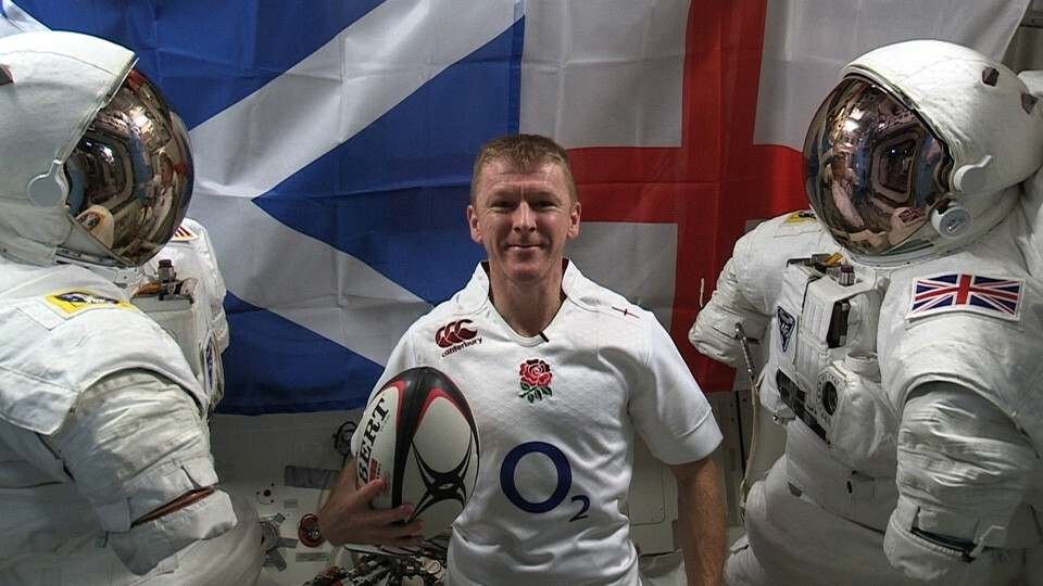 BBC takes the RBS Six Nations to new heights by live streaming it in space
