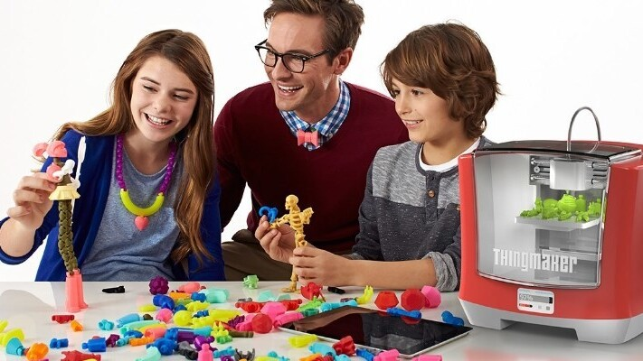 Autodesk and Mattel's $300 3D printer for kids kicks off pre-orders