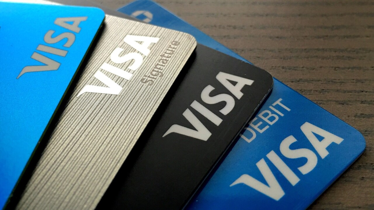 Visa now has a stake in Square [Updated]
