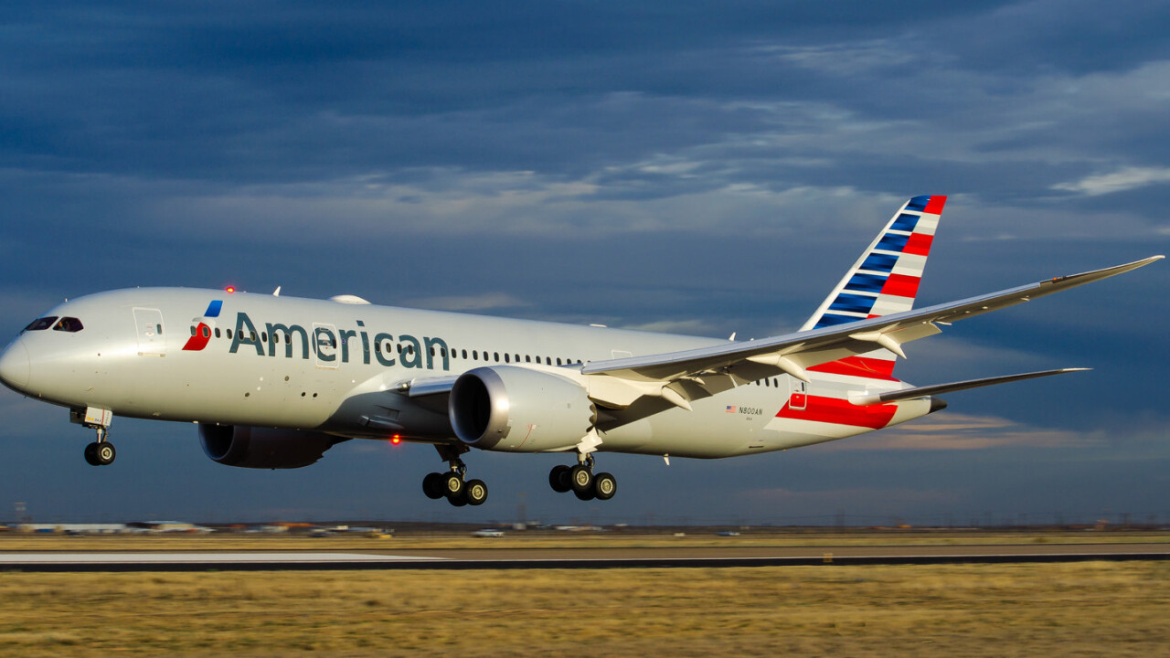 American Airlines is suing Gogo because even airlines hate slow in-flight Wi-Fi