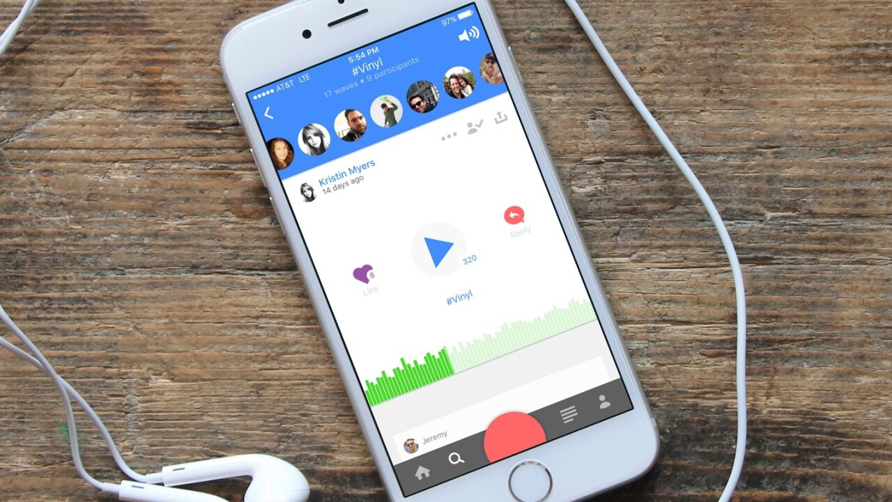 Anchor for iOS brings audio blogging back from the dead