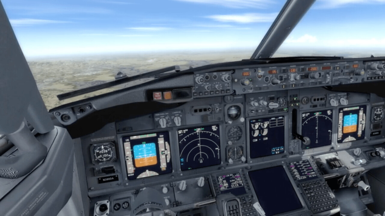 This 10-minute video shows you how to land a plane in an emergency