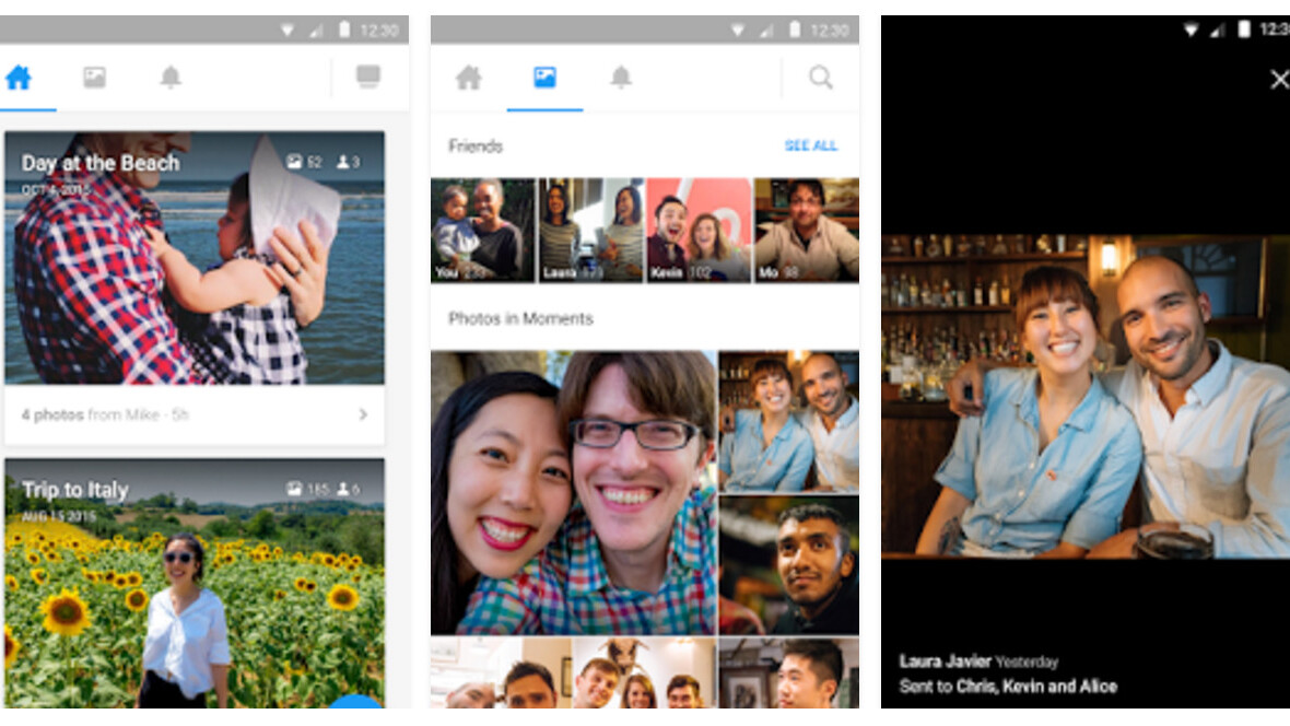 Facebook's Moments app now supports video while quietly hitting 400M photos shared