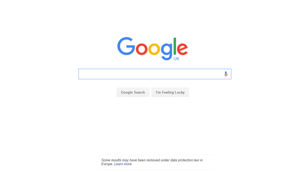 Google will extend 'right to be forgotten' to all its global sites for European users