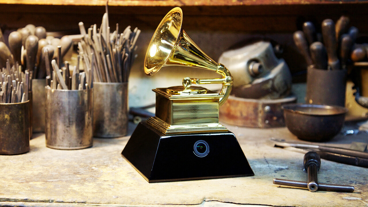 This year's Grammy awards will have GoPros built-in to livestream the winners' perspectives