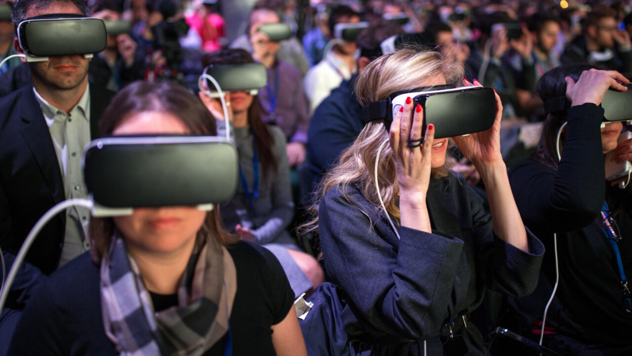 Facebook brings 360 streaming video to Samsung Gear VR and invests in 'Social VR'
