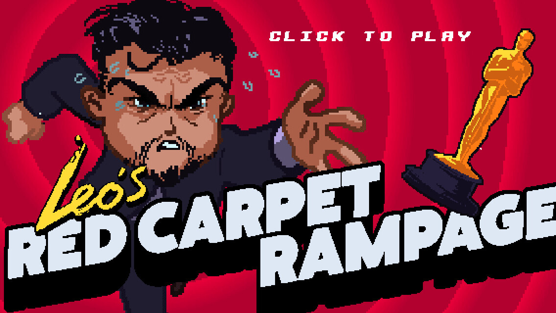 Help Leonardo DiCaprio dodge icebergs and finally win an Oscar in this 8-bit browser game