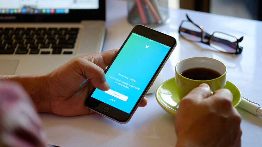 Twitter adds a button to help you train its algorithm
