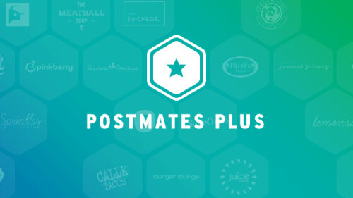 Postmates introduces Plus so you can easily find cheaper delivery
