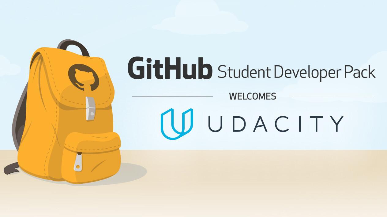 GitHub and Udacity partnership will bring free education to Nanodegree students