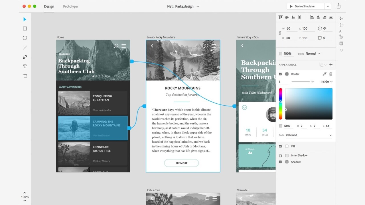 Adobe's Project Comet has been renamed 'Experience Design' — and it's launching today