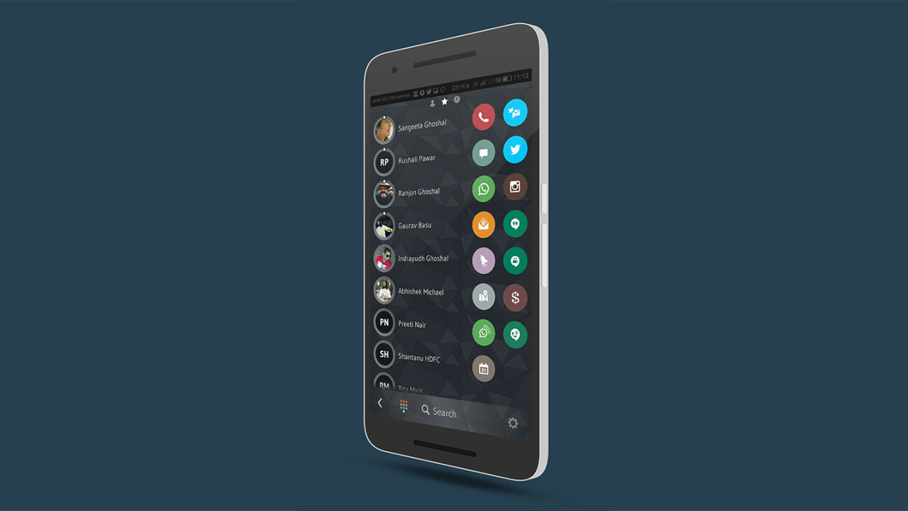 Drupe is a cleverly designed dialer every Android user should try (Update: not anymore)