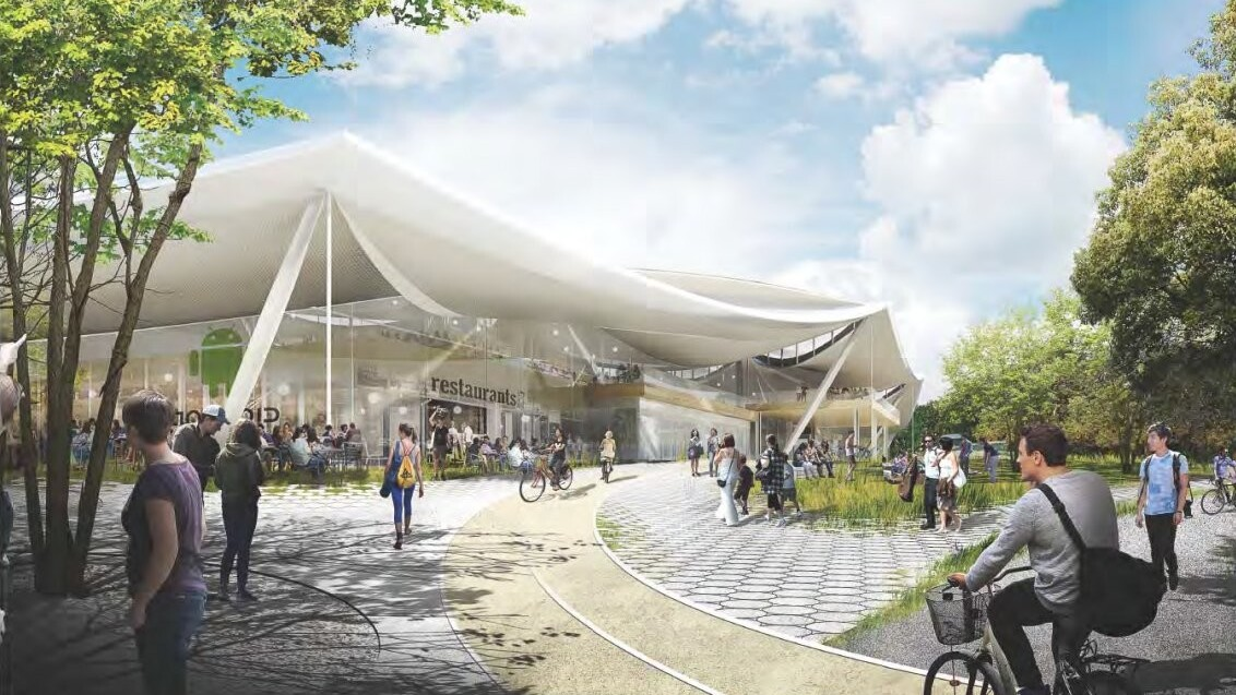 Google's plans for its new California HQ look freaking sweet