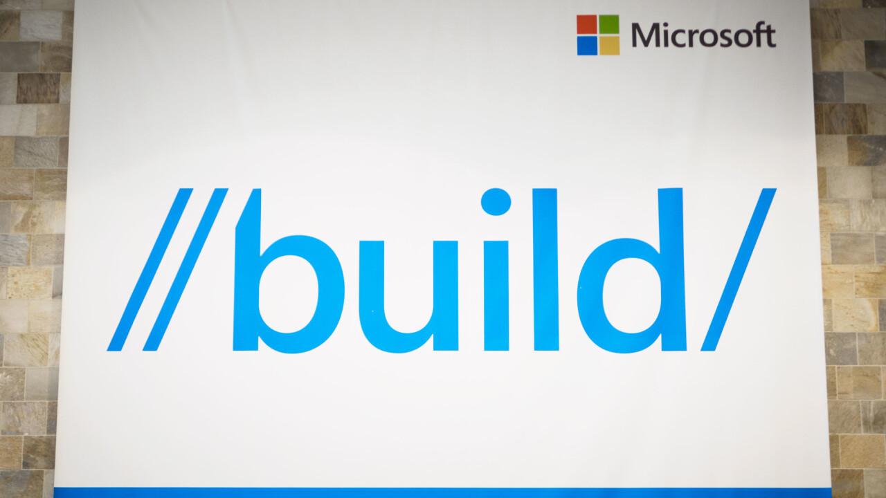 Microsoft Build 2016 liveblog