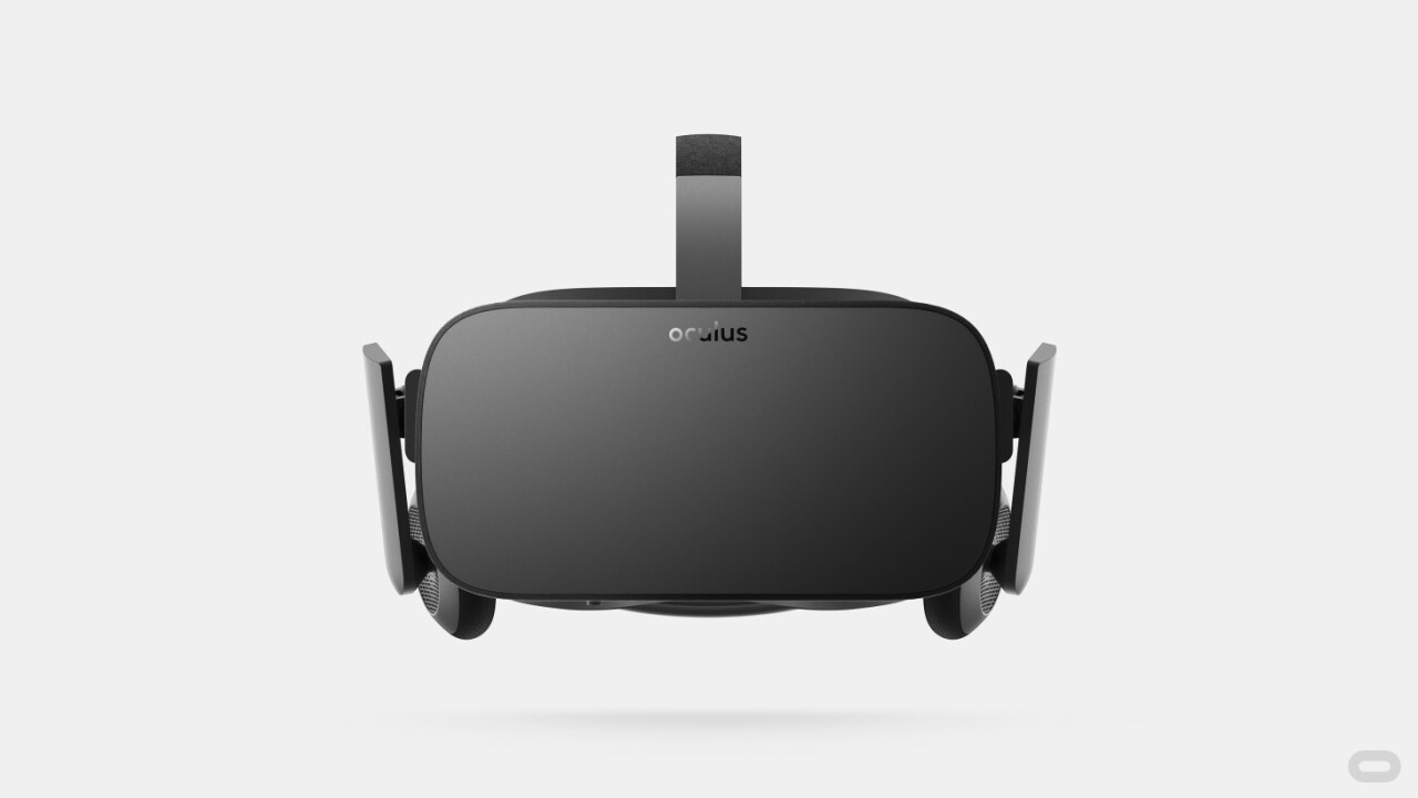 The Oculus Rift is finally shipping