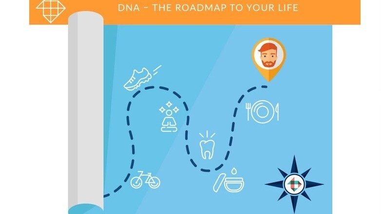 This lifestyle coach uses DNA to keep you fit instead of motivational slogans