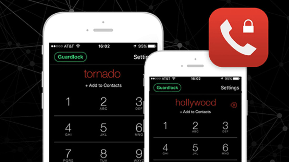 Guardlock offers a lifetime of private calls and security (86% off)