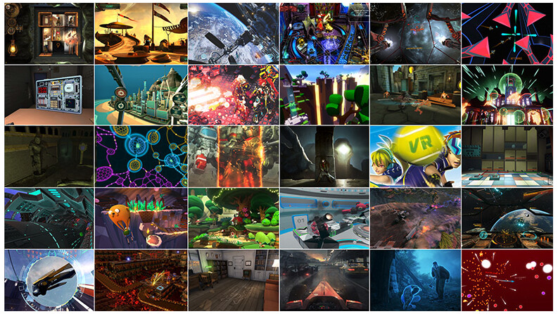 Oculus is launching 30 games for Rift on March 28