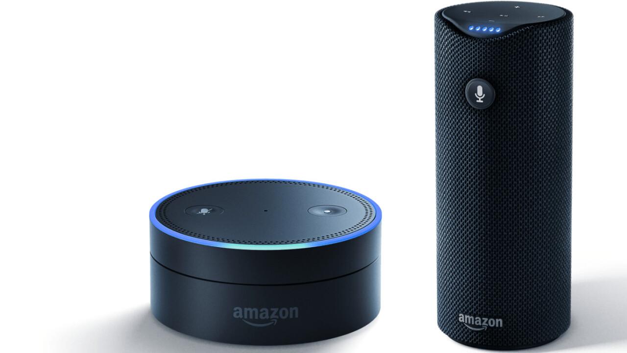 Lyft passengers can now order a ride using Amazon's Alexa