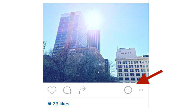 Instagram giveth – then taketh away – a mysterious plus button in latest update