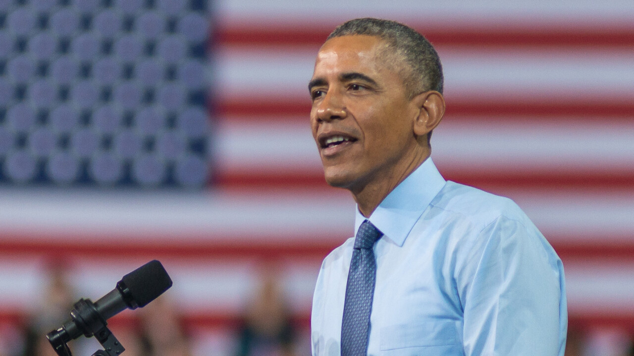 Whoever wins the US election is getting @POTUS' 11 million Twitter followers