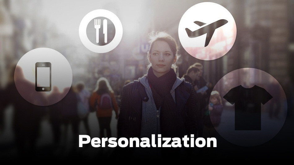 Consumers prefer experiences over products, but what about personalization?