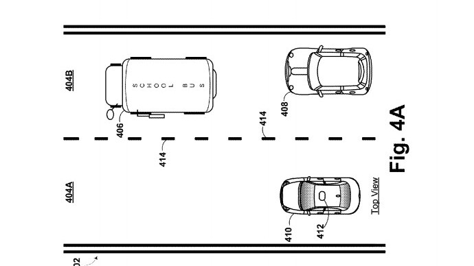 Google patent filing should keep its driverless car from running into buses