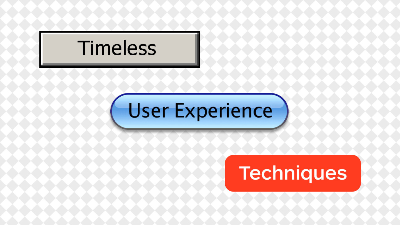 Love design? Join us at our timeless UX event in NYC!