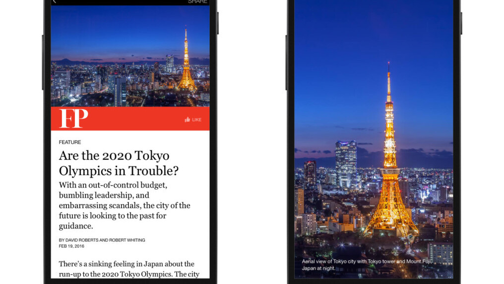 Facebook's new WordPress plugin will make it easy for bloggers to publish Instant Articles