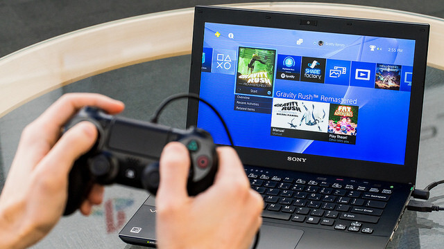 Sony's PS4 update lets you hide from your boss while you play games