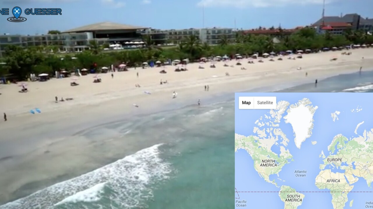 Waste hours with this drone video footage guessing game