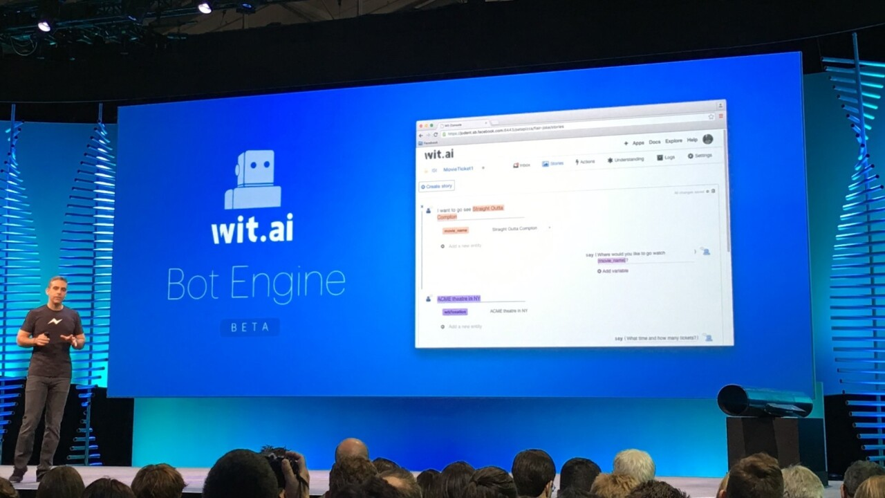 Facebook is opening up its 'M' AI platform as a bot engine for developers
