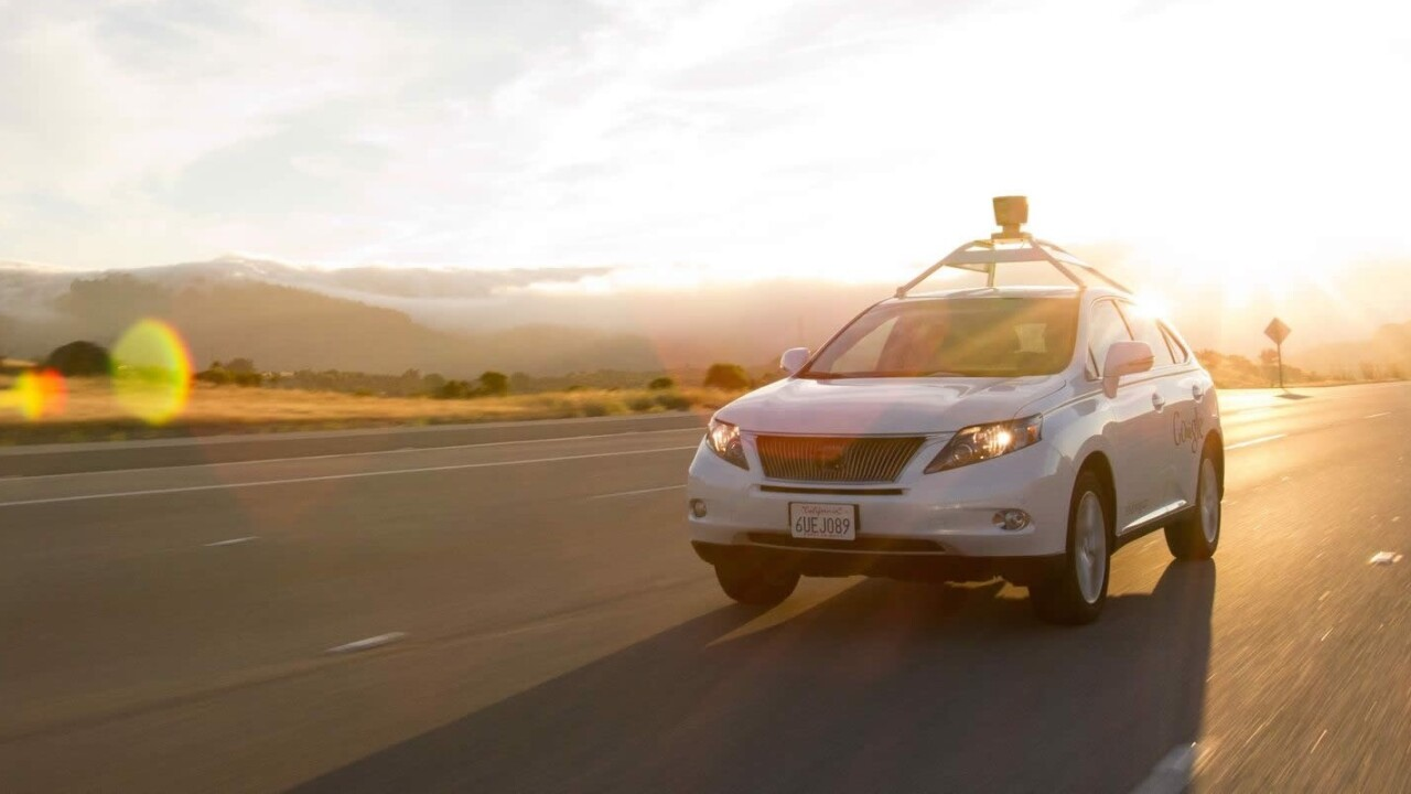 Google's self-driving cars will get a taste of the desert in Phoenix