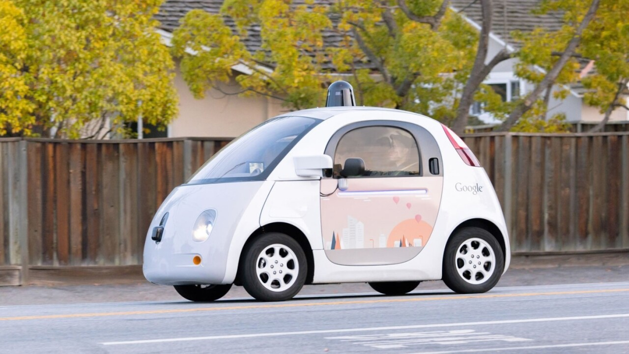 Google partners with Volvo, Uber and Lyft to form self-driving car coalition