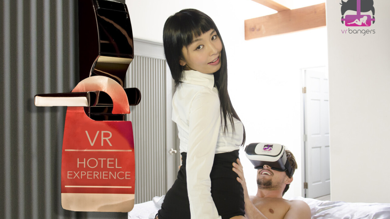 This company wants to turn your hotel room into a porn set – sort of