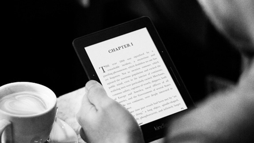 I'm more excited about the next rumored Kindle's case than the device itself