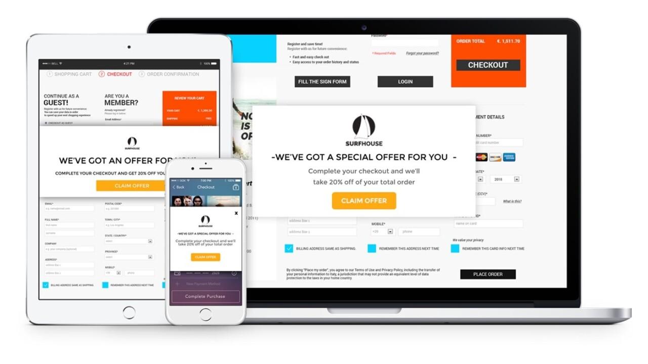 Nudgr has smart tricks to make you buy more stuff online