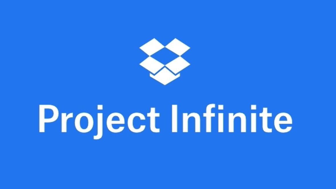 Dropbox's new 'Project Infinite' will make you stop crying about your puny SSD