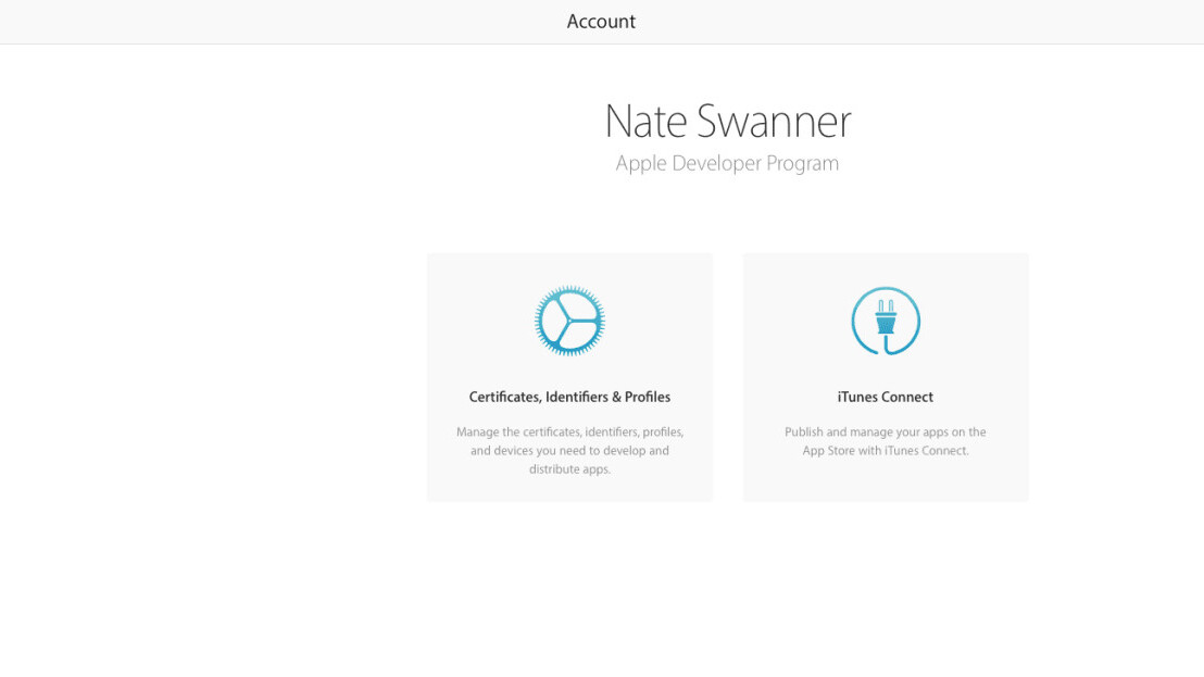 Apple's developer portal got a facelift, and it's beautiful